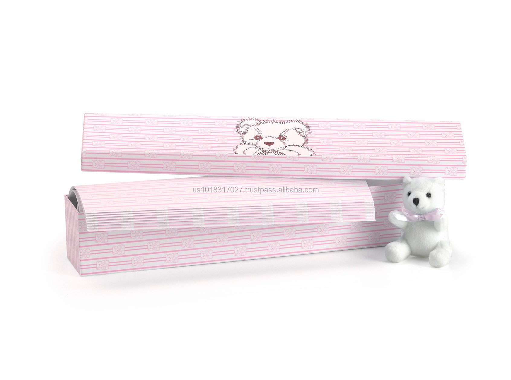 Just for Baby - Pink Scented Drawer Liner From Scentennials