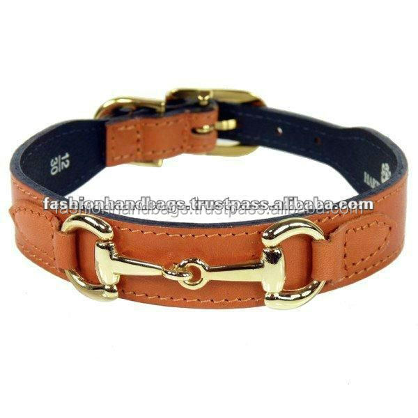 Pet Collar & Leashes Leather Collar Big Dog