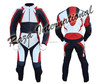Flash Gear OEM/ODM Type One Piece Motorcycle Race Suit, Men Motorbike Leather Suit Customized Tailor Made Leather Suit