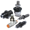 Reliable cylinder SMC CUJ from japanese supplier CKD KOGANEI pneumatic parts made in JAPAN