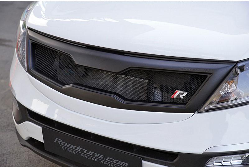 Roadruns Kia Sportage R Tuning Radiaor Grille Ver 1 No