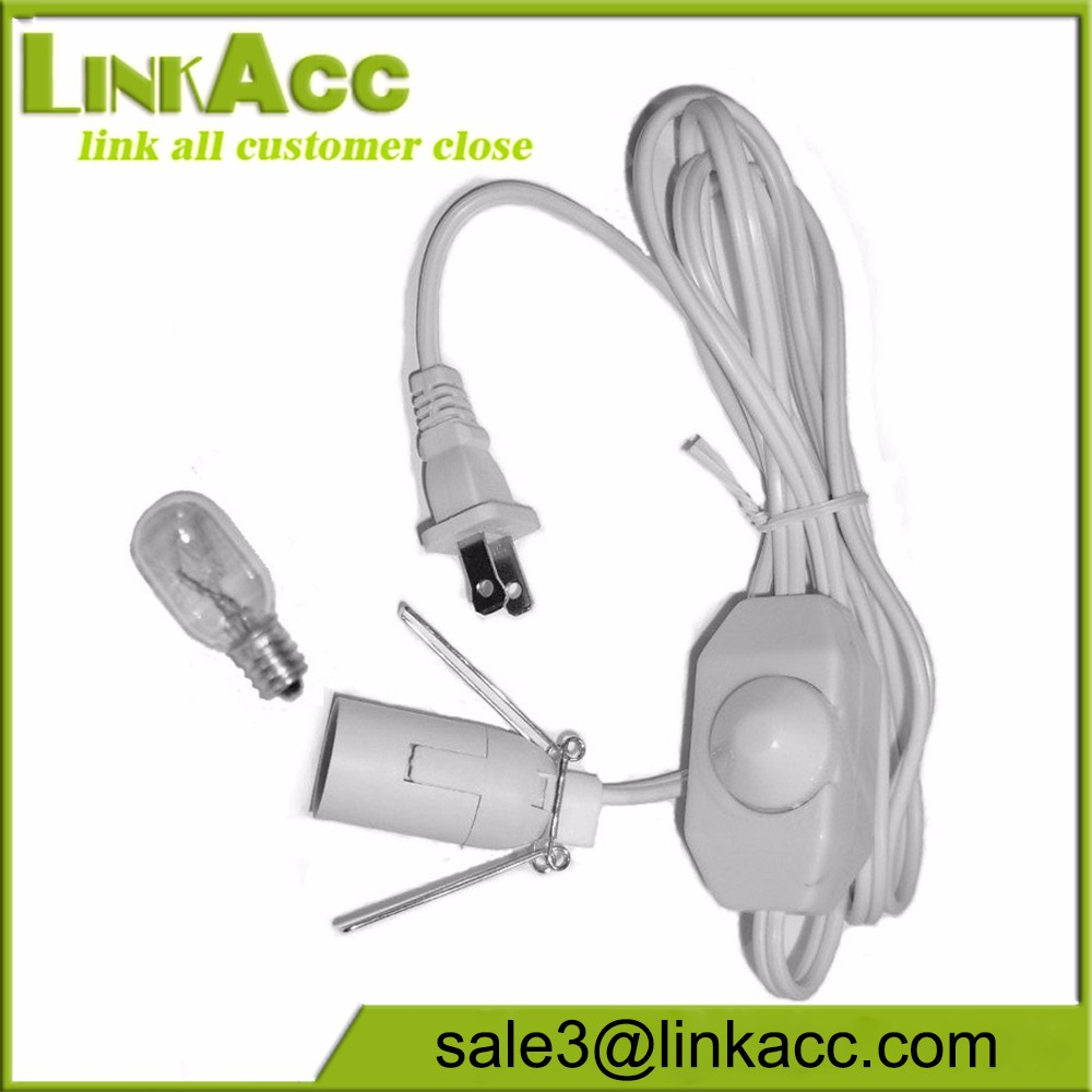 Electrical Salt Lamp Cord With Dimmer Switch15 Watt Light Bulband Wiring A Bulb To Switch 15 And Wire Clip