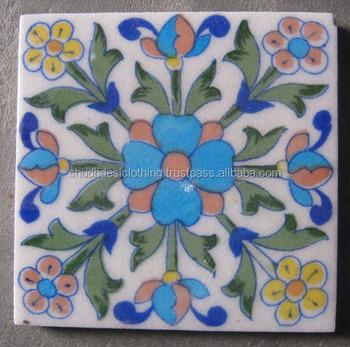 Decorative Indian Handmade Tiles