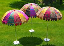 Indien Sonnenschirm Handeln Kaufen Sonnenschirm Direkt Von Den