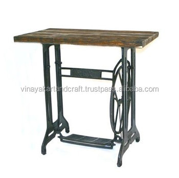 Singer Sewing Coffee Table   Buy Cast Iron Sewing Machine Table Product On  Alibaba.com