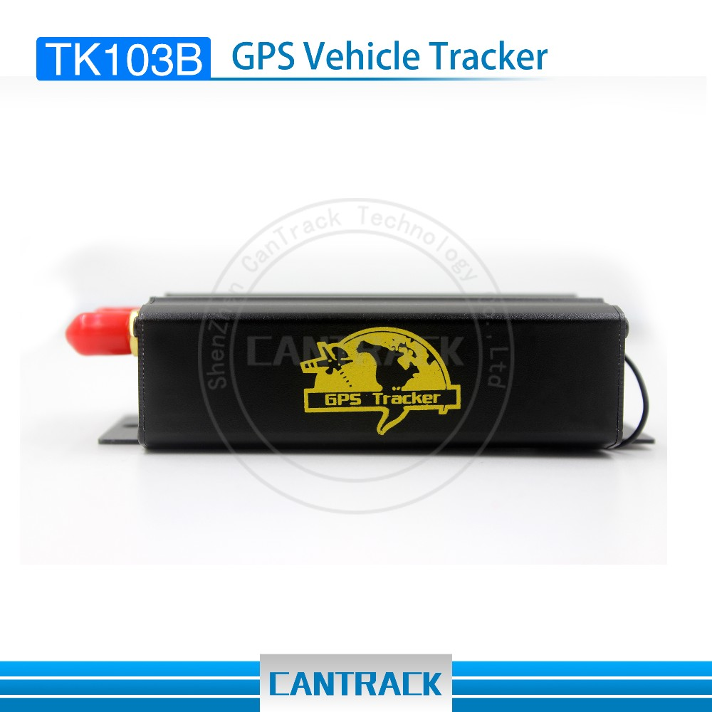 Aluminium Alloy Gps Vehicle Tracking System In Uae Tk103b