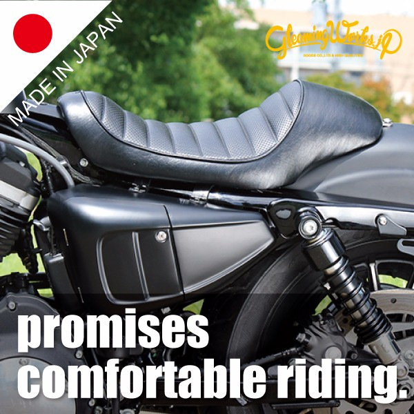 Popular and Original design chopper motorcycle seat for harley davidson at reasonable prices , small lot order available