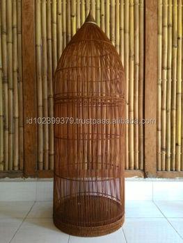 Bamboo Bird Cage 180x60 - Buy Decorative Bird Cages,Bamboo Bird Cage,Large  Bird Cage Product on Alibaba com
