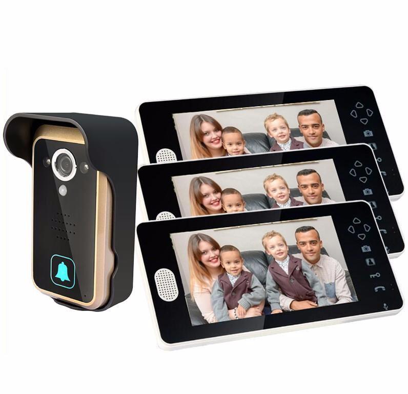 fern wireless intercom t rklingel wireless video. Black Bedroom Furniture Sets. Home Design Ideas