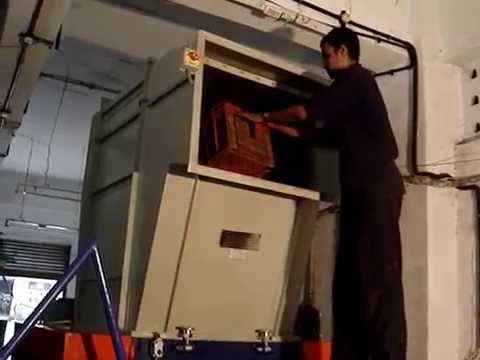 Large plastic crate grinder | plastic crate crusher | neelkamal crate crusher