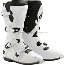 Leather racing motocross boot/New Style Motocross Boots / Motorcycle protective gears