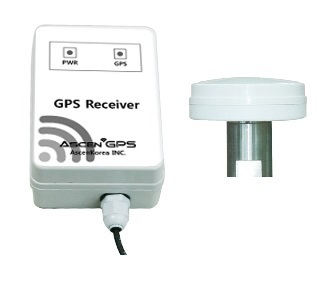 ASCEN KOREA GPS Precision Industryrial Receiver [RS232 type, USB type]