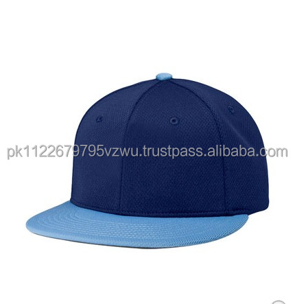 Unique quality design two tone snapback cap crafted from moisture-wicking micro mesh fabric, cheap customized