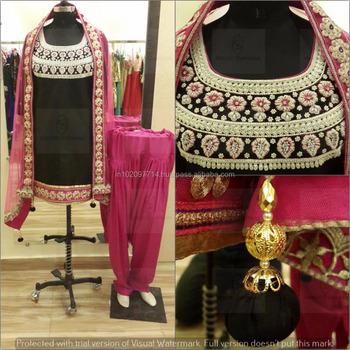 17043e11d3 punjabi suit design / punjabi suit hand work / wholesale punjabi suit