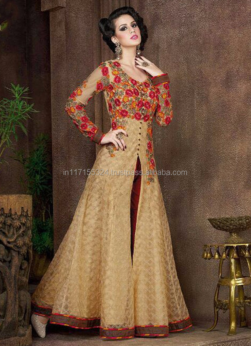 511af6eef5 Umbrella design ready made anarkali salwar kameez - Xxl anarkali suits -  Designer anarkali suits mumbai