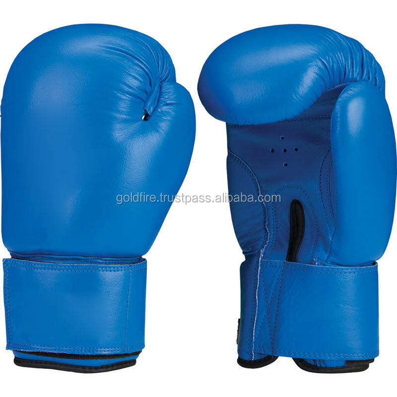 Custom Fit Hook and Loop Boxing Bag Sparring Gloves