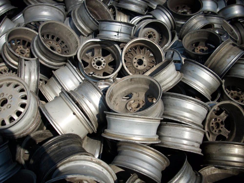 99% Pure Aluminum Alloy Wheel Scrap For Sale