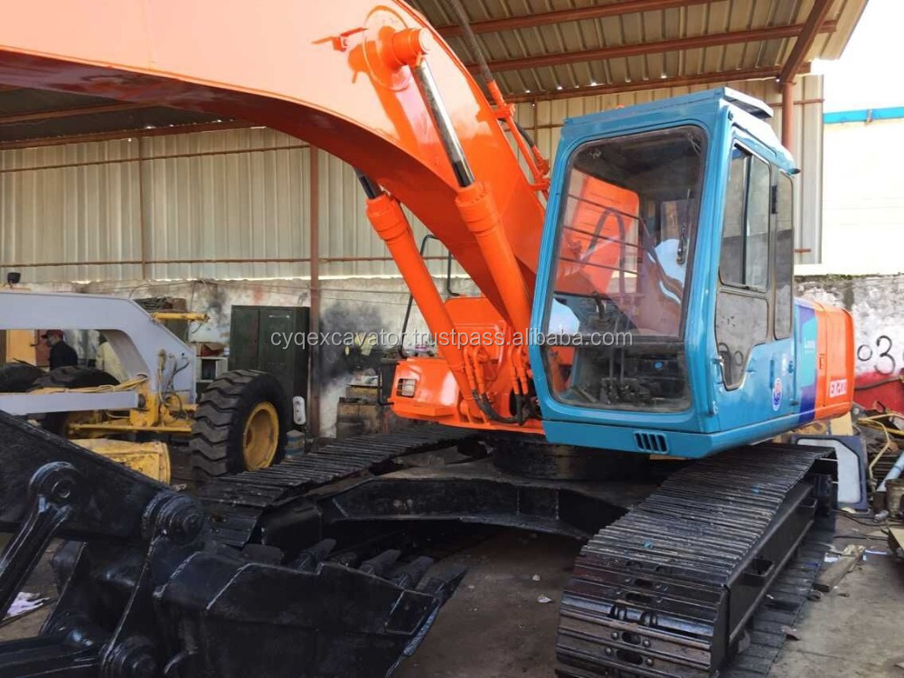 Used Hitachi EX200-3 used excavator cheap Hitachi EX200-3 excavators