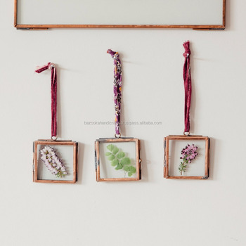 Small Photo Frame,Decorative Two Sided Photo Frame,Hanging Glass ...