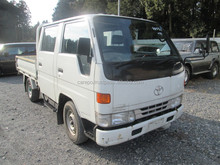 CHEAP USED TRUCKS FOR SALE FOR TOYOTA TOYOACE W CABIN KC-LY111 3L MT DIESEL 1999