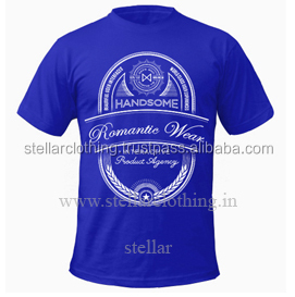 wholesale clothing printed t-shirt
