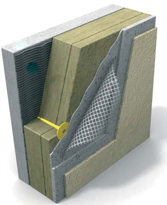 Eifs External Thermal Insulation Composit System Buy