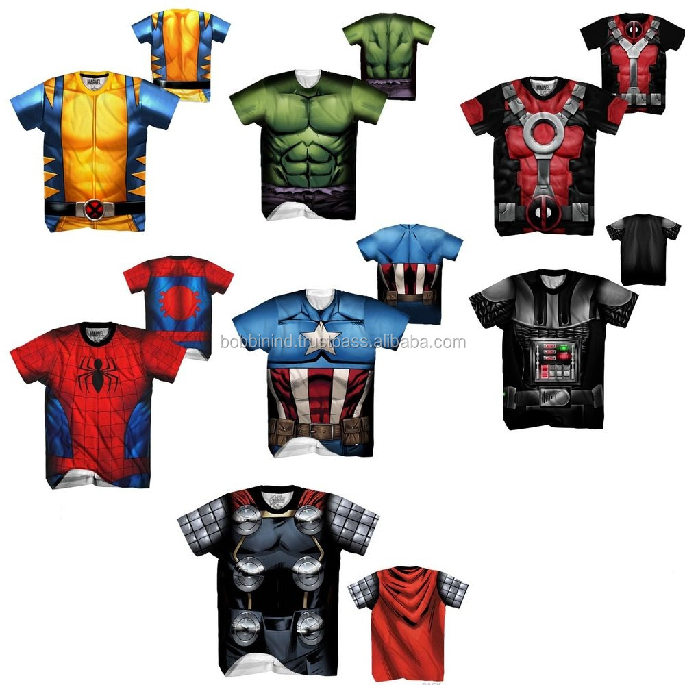 Cheap Full Sublimation Custom Printed T Shirt,T Shirt For ...