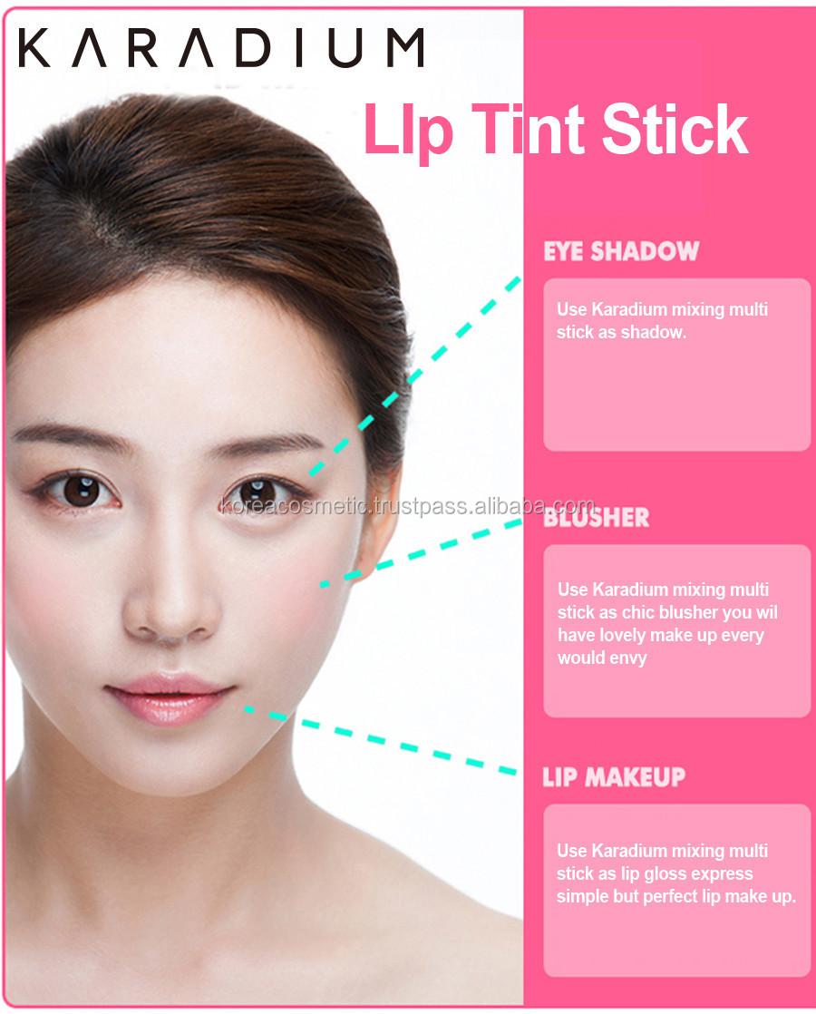karadium]lip Tint Stick/ Mixing Multi Stick/ Tint+lip Gloss+ ...