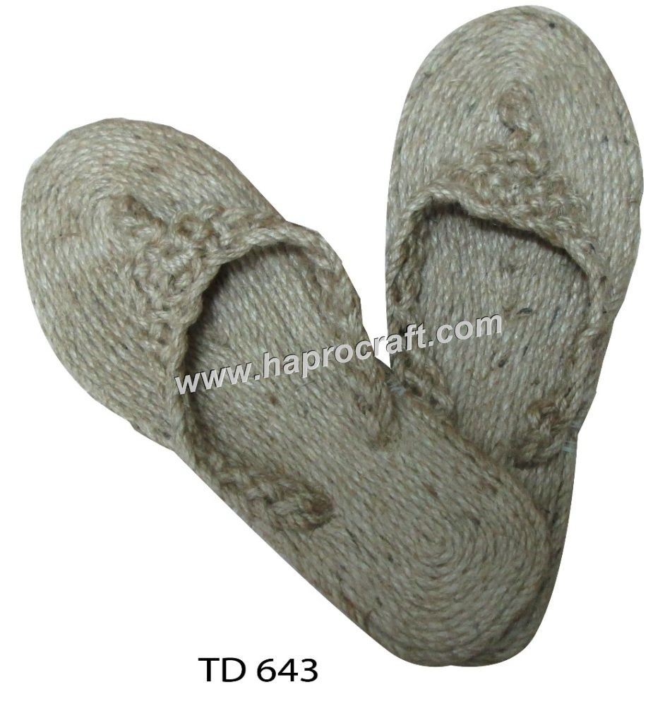 Vietnamese women jute flip flops for inside home coir flip for How to buy a house to flip