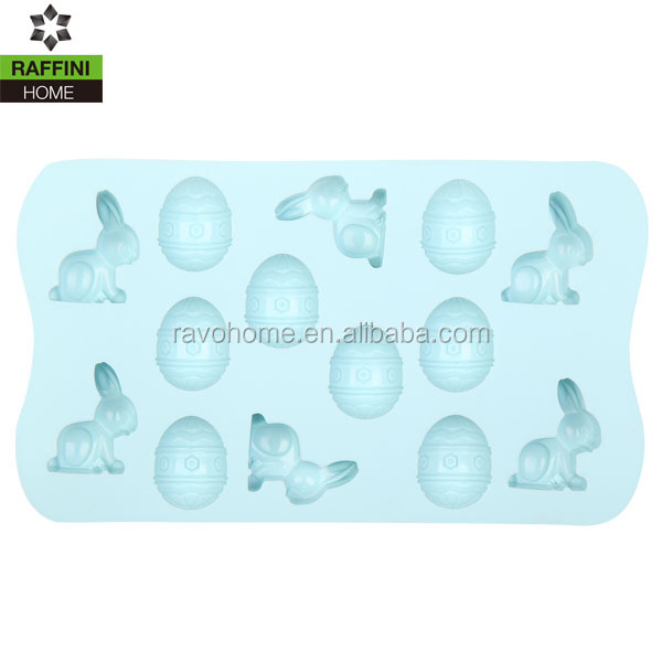 Animal Silicone Bakeware Cake Molds