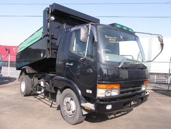 1998 Mitsubishi Fuso Fighter Kc-fk629ez Dump Truck / 6d17 / 6.7 ...