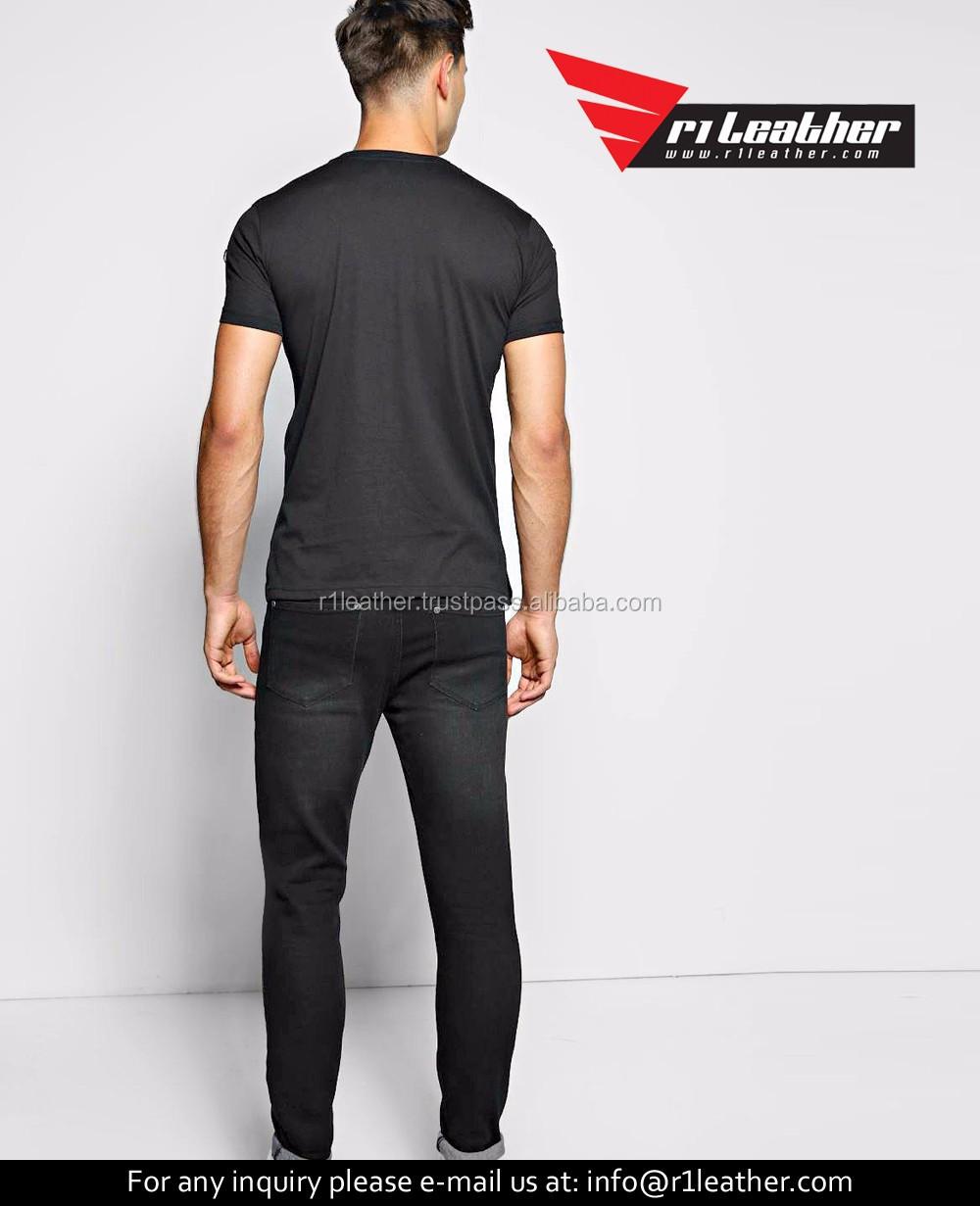 Design t shirt with front pocket - Mens Tshirt Curved Hem 100 Cotton T Shirt With Front Pocket Foshan Manufacturer Custom