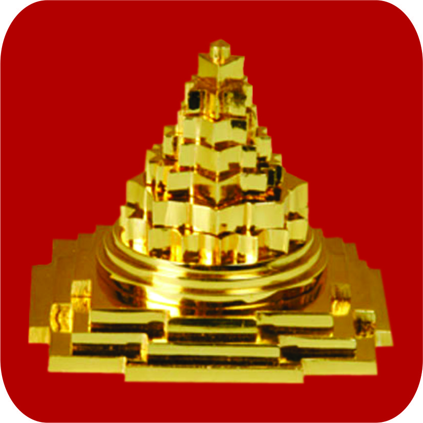 Vasturaviraj Meruprushta Shree Yantra ( Large ) - Buy Sri Yantra,Copper  Yantra Product on Alibaba com