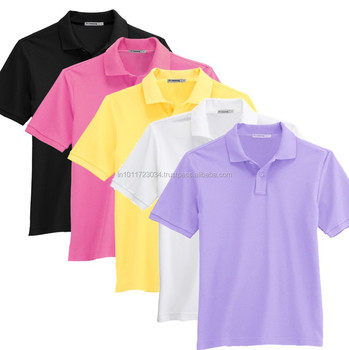 Wholesale Custom Branded Polo T Shirt 100 Cotton Fashion
