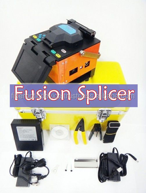 Fiber Optical Fusion Splicer Machine Support Sm Mm,Nz-ds Edf Fiber ...