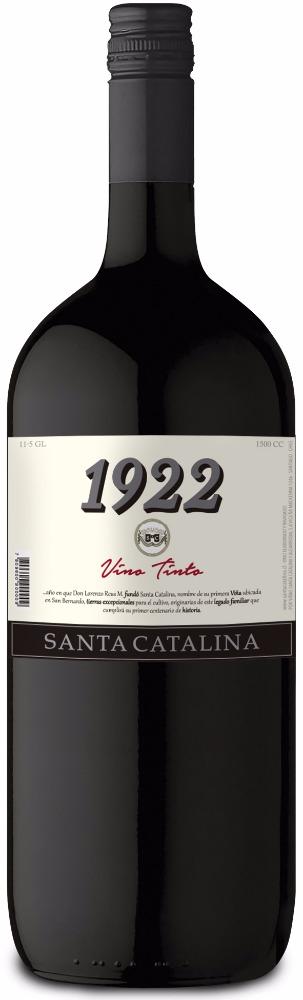 1922 by Vineyard Santa Catalina cheap red wine 1500cc