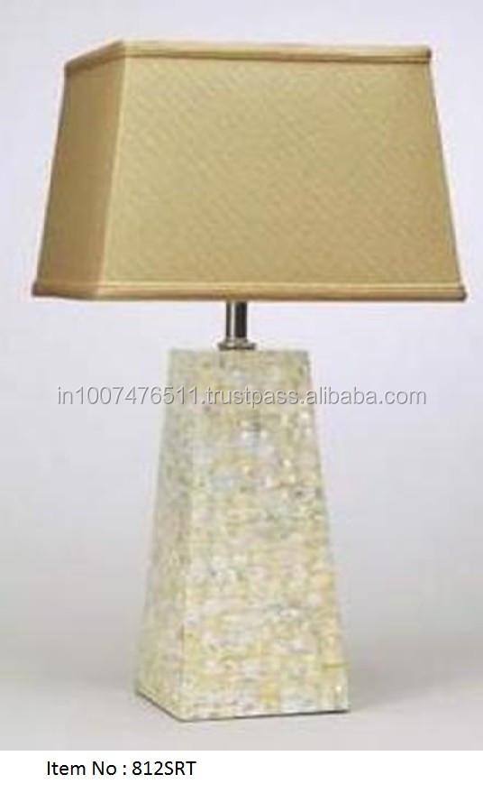 Metal vase mother of pearl table lamp buy modern table lamp metal vase mother of pearl table lamp aloadofball Images