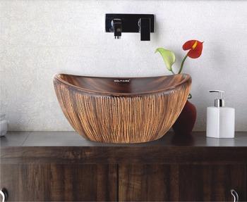 Cruz 01 - Natural Wooden Hand Made Basin Design - Buy Wash Hand Basin,Wooden Natural Bathroom Sink Design on natural lighting bathroom, natural wood bathroom, natural bathroom products, natural stone bathroom, natural bathroom design ideas, natural tile bathroom,