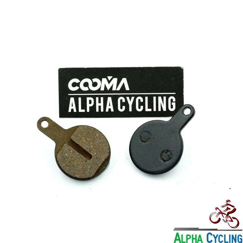 AHL Bicycle Semi-Metallic Disc Brake Pads for Tektro Novela 2011 Lyra IOX.11 I0x 10x MTB Bike