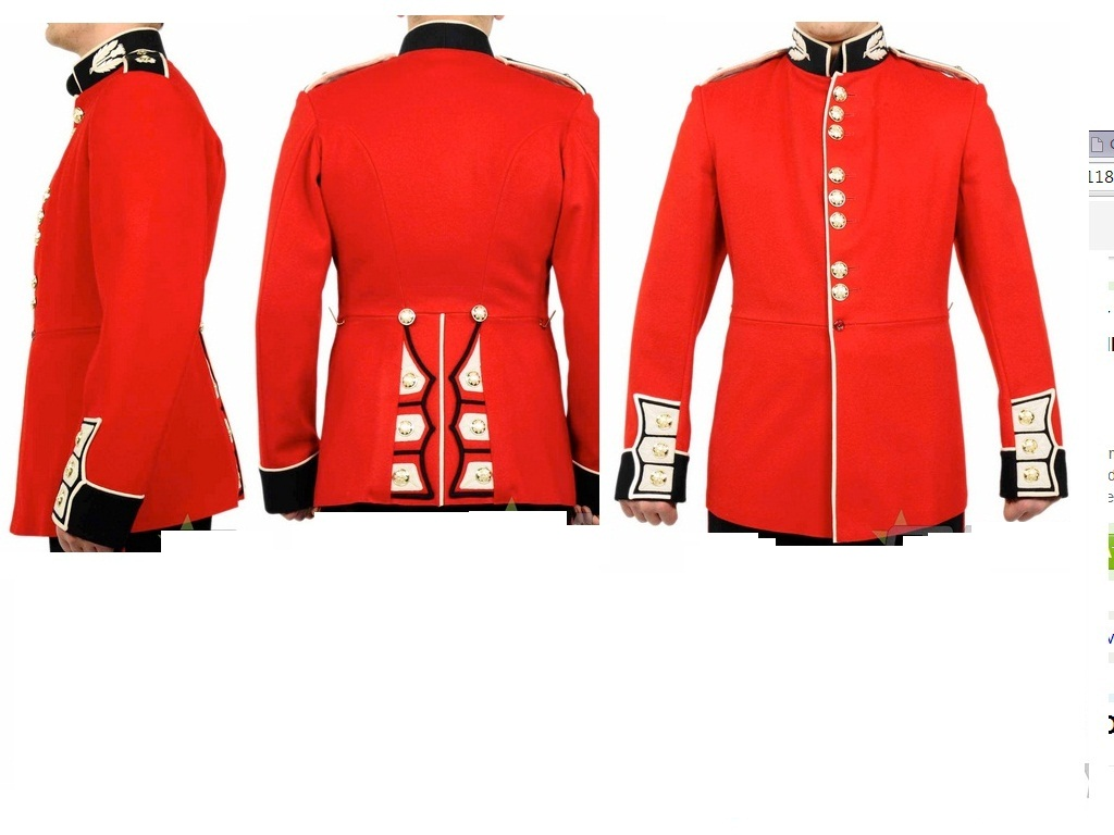British Army Red Coat For Sale | Fashion Women's Coat 2017