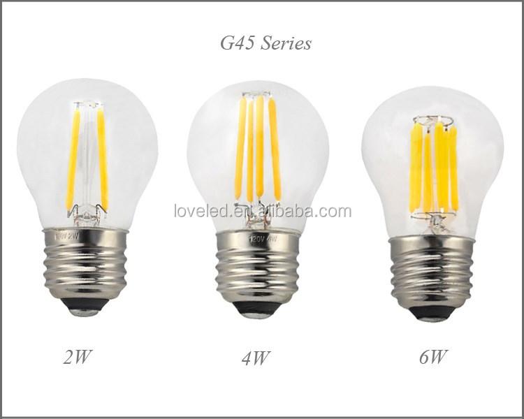 C35 Light Bulb 400 Lumen 40 Watt Equivalent Led Candle Shape ...