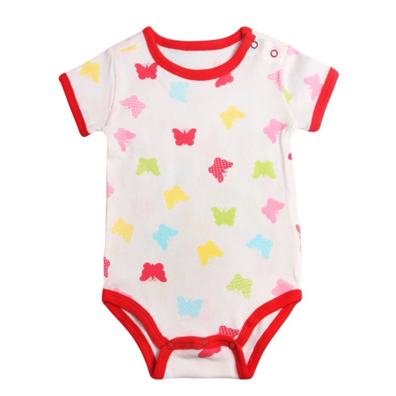 Wholesale Comfortable Summer Cotton Baby Romper Made In China