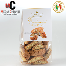 Finest Quality Italian ALMOND CANTUCCINI biscuits cookies (150 gr bag)