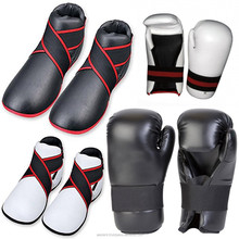 boxing Semi contact kick Karate shoes and Mitts brand shoes