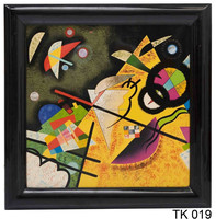Unique Design Sculpture abstract lacquer painting made in Vietnam, handicraft painting