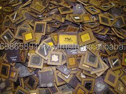 Huge Quantity Pentium Pro Ceramic Cpu Scrap
