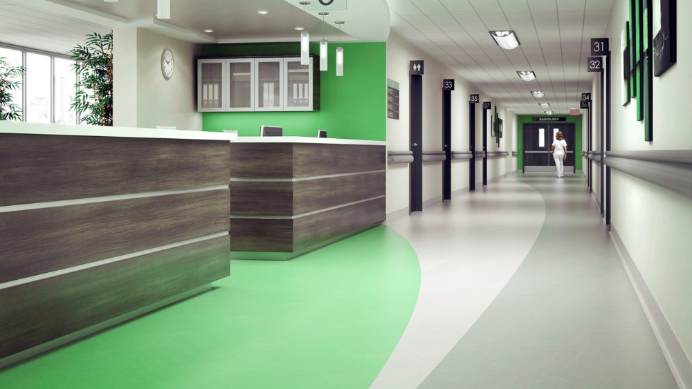 Hospital Flooring Tile Vinyl Homogeneous Floor Buy