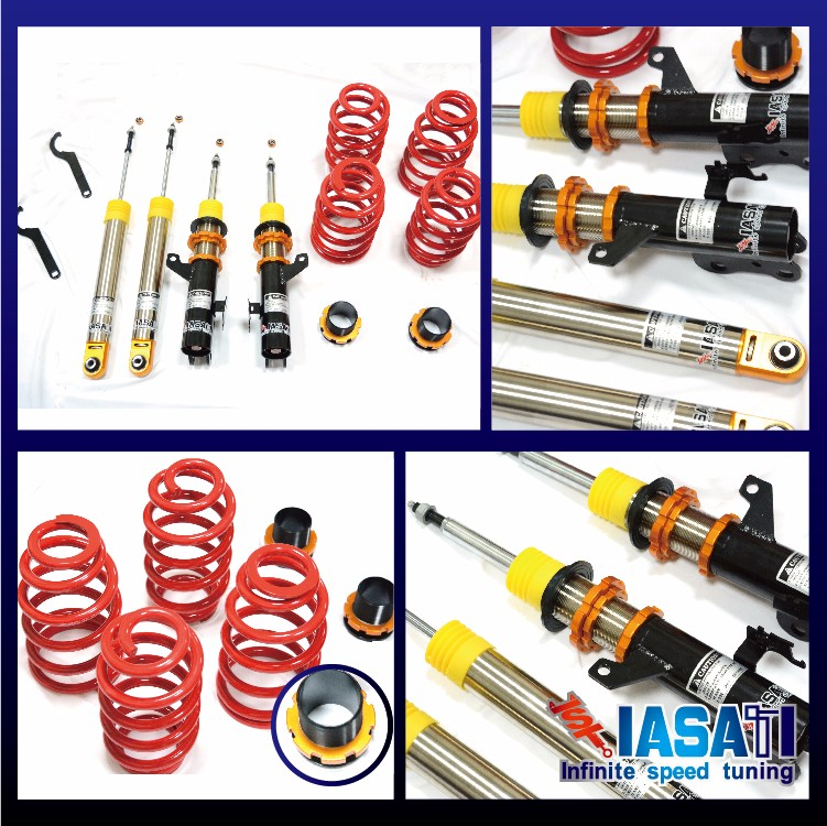 high performance suspension parts rear shock absorber for alfa