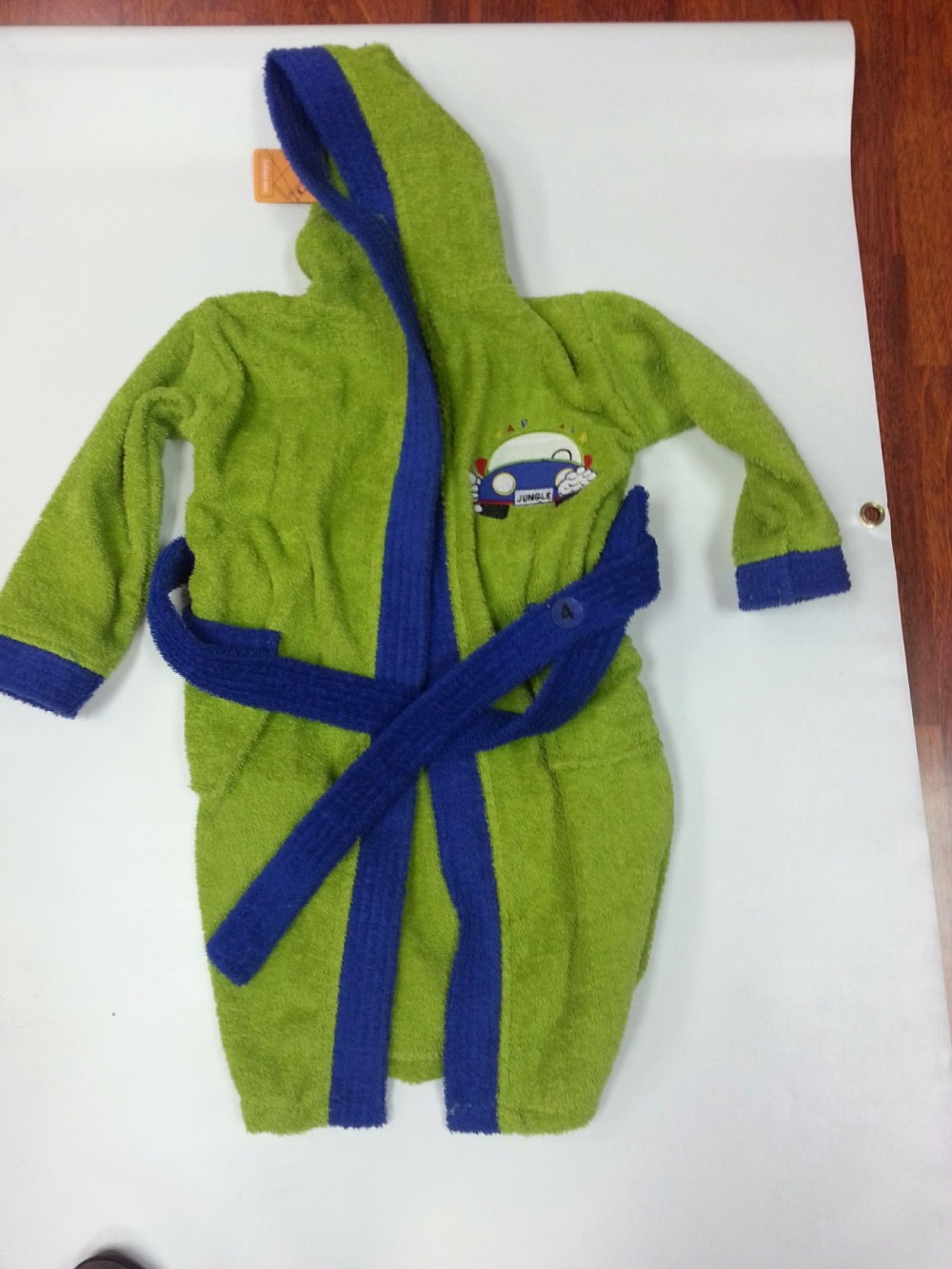 Customized Hooded baby Towel