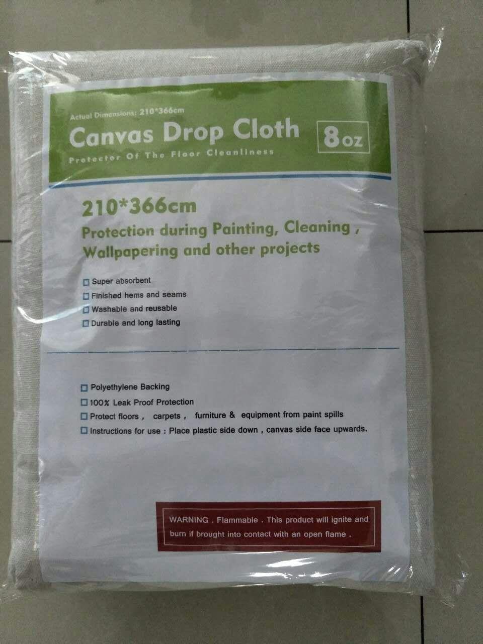 12oz 100 Cotton Canvas Painter Drop Cloth Buy Drop Cloth